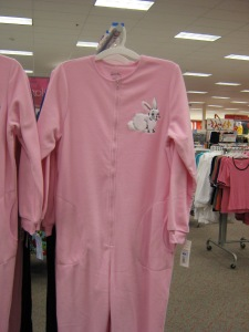 Cute PJ's but wait for it...