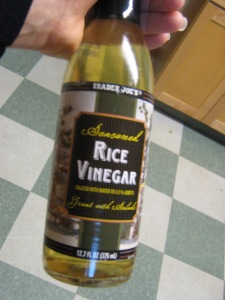 My new fave!  Sorry Balsamic :-(