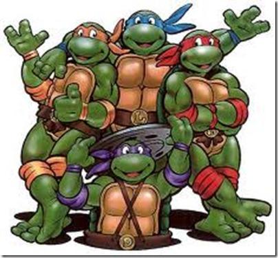 mutant turtles